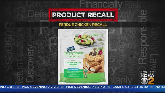 Perdue Chicken Recall