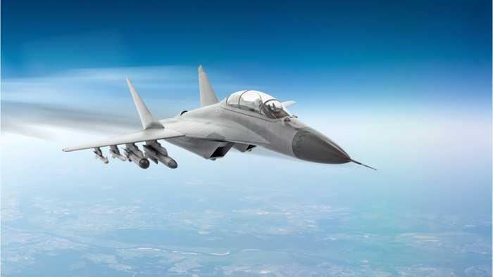 The Navy Confirms Pilot Videos Spotting UFOs Are Genuine