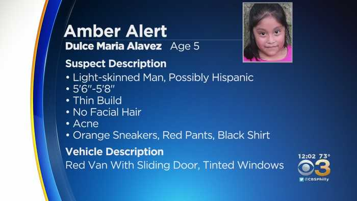 Search Continues For 5-Year-Old Dulce Alavez