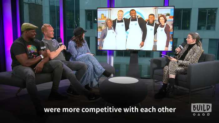 Masterchef: Dillian Whyte vs Greg Rutherford