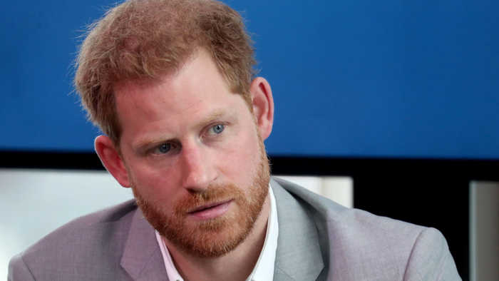 Prince Harry wants to set 'own path' with Oprah documentary