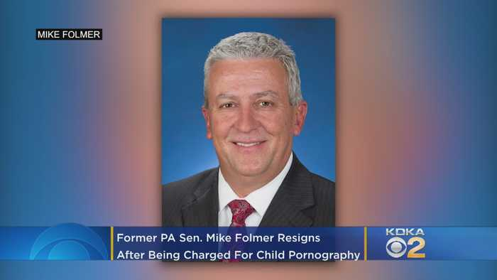 Pennsylvania State Senator Mike Folmer Charged With Possession Of Child Pornography