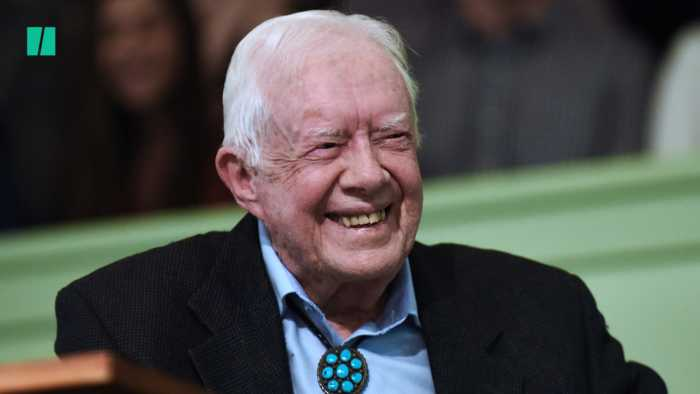 Former President Jimmy Carter Joins Presidential Age Debate