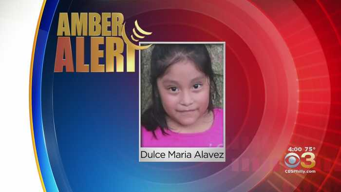 Amber Alert Issued For 5-Year-Old Dulce Maria Alavez Taken From Bridgeton City Park