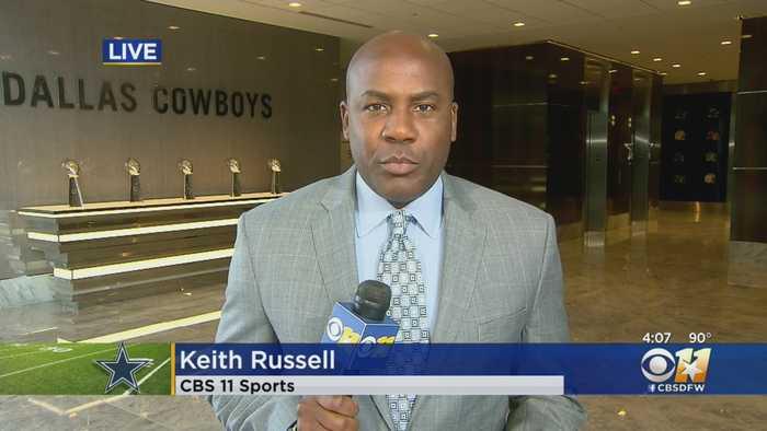 Dallas Cowboys Release Defensive End Taco Charlton