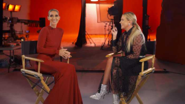 Celine Dion Talks 'Courage', Becoming A Triple Threat