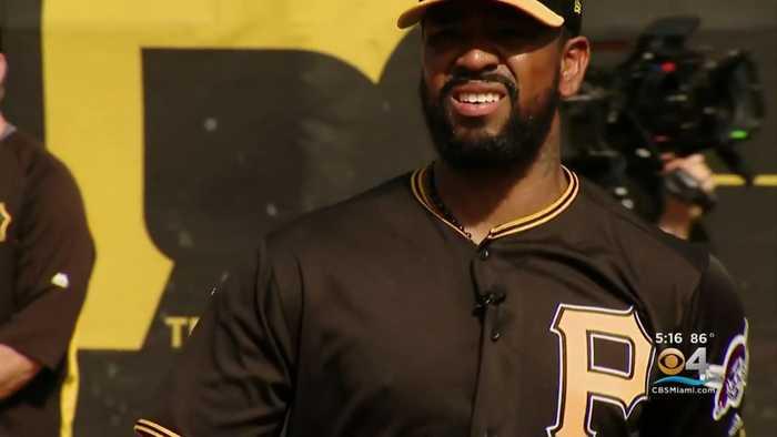 Pittsburgh Pirates Closer Felipe Vazquez Accused Of Soliciting Child