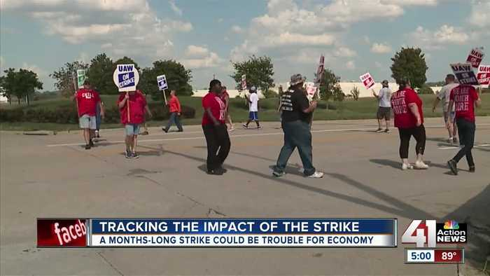 How the UAW strike affects the economy