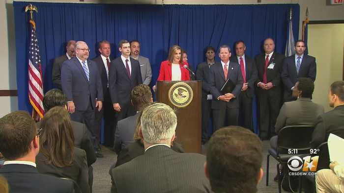 Prosecutors Announce Major Crackdown On Healthcare Fraud In Texas