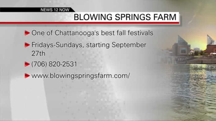 BLOWING SPRINGS FARM 09-18-19