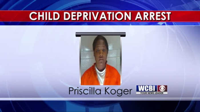 Child Deprivation Arrest - 9/18/19