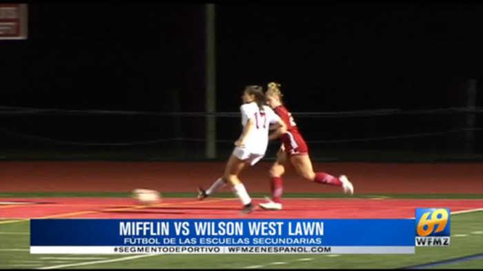 Mifflin vs Wilson West Lawn