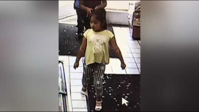 VIDEO Amber Alert for missing 5-year-old-girl