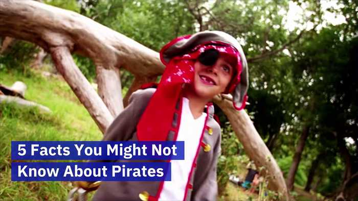 5 Facts You Might Not Know About Pirates (International Talk Like a Pirate Day)