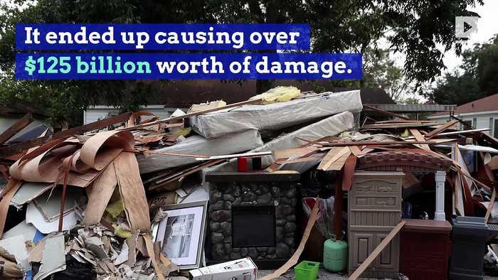 Tropical Storm Imelda Poses 'Life-Threatening' Danger in Texas
