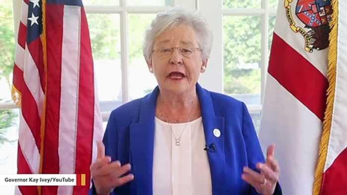 Alabama Governor Kay Ivey Reveals She Has Lung Cancer