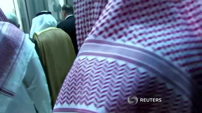 Pompeo in Saudi Arabia amid Iran tensions