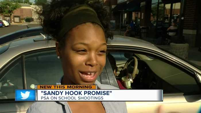Milwaukee weighs in on 'Sandy Hook Promise' PSA