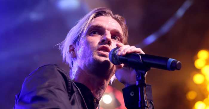 Aaron Carter Is 'Done' With His Family, In Light Of Restraining Order His Siblings Filed Against Him