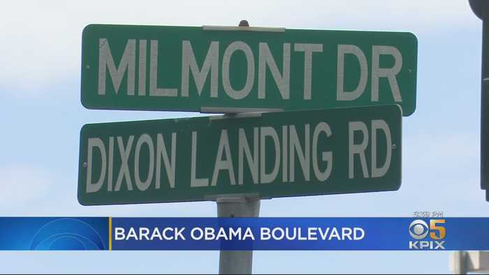 Perception, Jokes About Potential 'Barack Obama Blvd.' Concern Milpitas Mayor