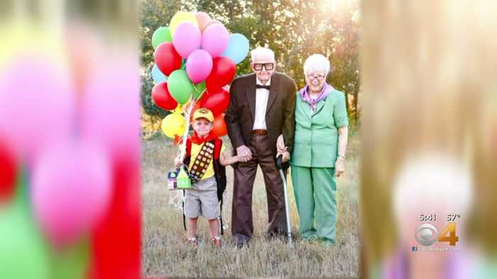 Greeley Family's 'Up'-Inspired Photoshoot Goes Viral