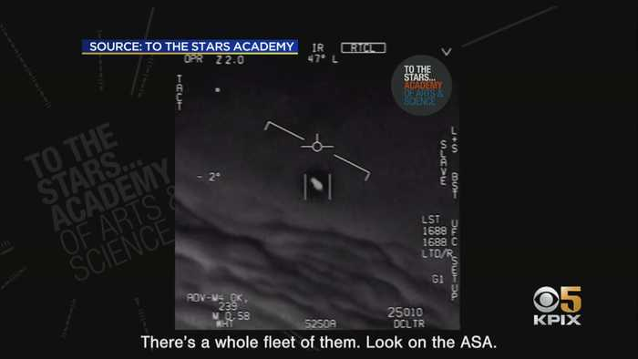 U.S. Navy Admits UFOs Captured On Video Exist; Expert Speculates They're From Earth