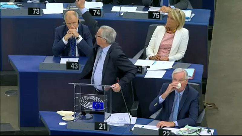 Juncker; 'The risk of a no deal remain very real'