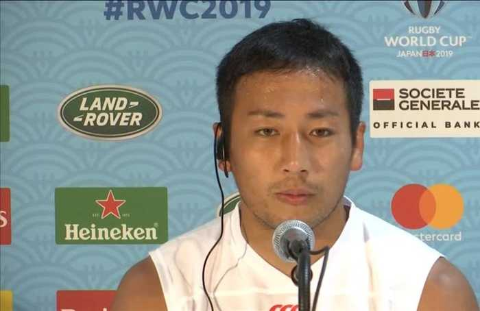 Japan admit to nerves before World Cup opener
