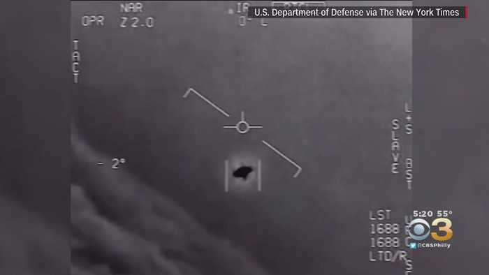 U.S. Navy Confirms Objects Recorded By Navy Fighter Pilots Are UFOs
