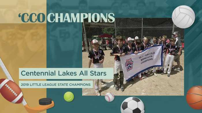 WCCO Champions: The Centennial Lakes All Stars