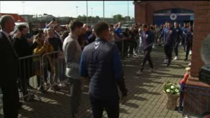 Rangers pay tribute to Ricksen