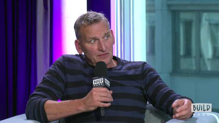 Christopher Eccleston on His Autobiography 'I love the Bones of You: My Father and The Making Of Me'