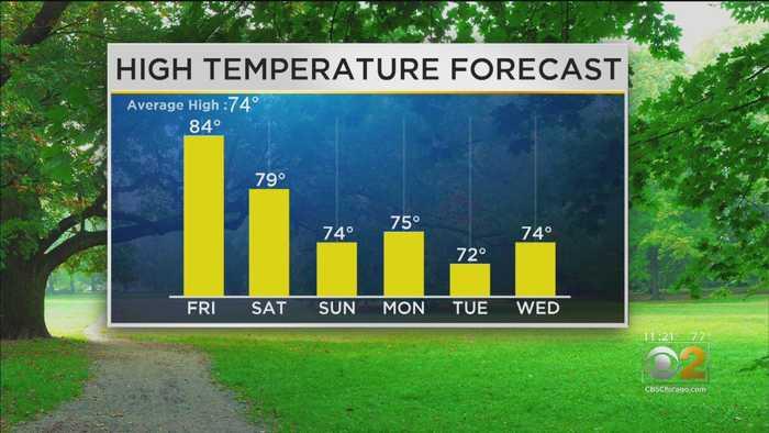 CBS 2 Weather Watch (11AM, Sept. 19, 2019)