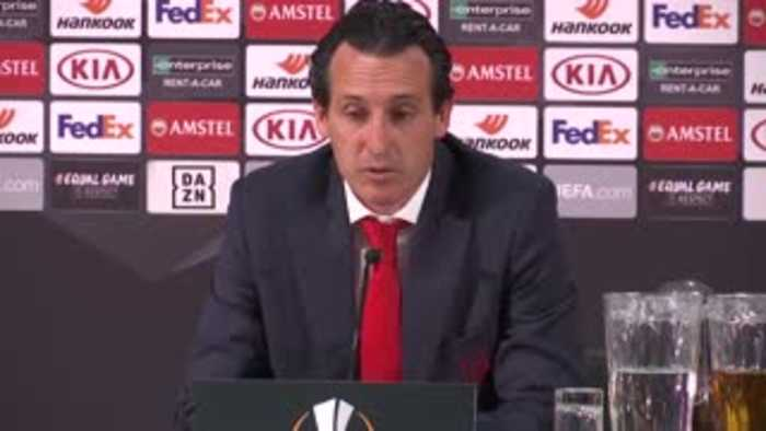Emery praises Arsenal youngsters