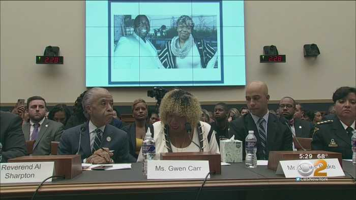 Police Misconduct Hearing On Capitol Hill
