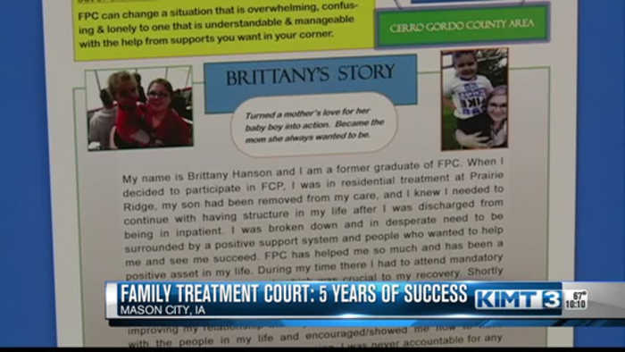 Family treatment court: 5 years of success