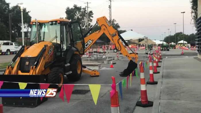 Southeastern Regional Equipment Operators 'Roadeo'