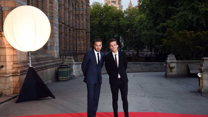 Liam Payne 'hated Louis Tomlinson at first'