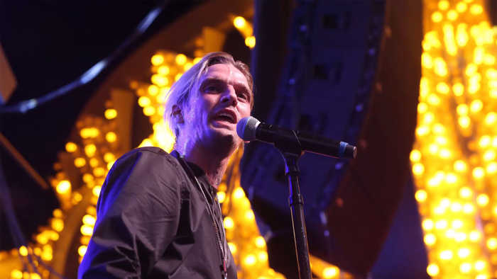 Aaron Carter accuses late sister of rape