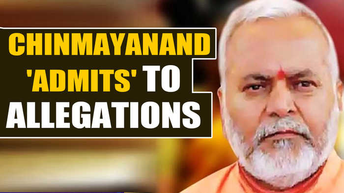SIT: Chinmayanand admitted to 'most' allegations against him | Oneindia News