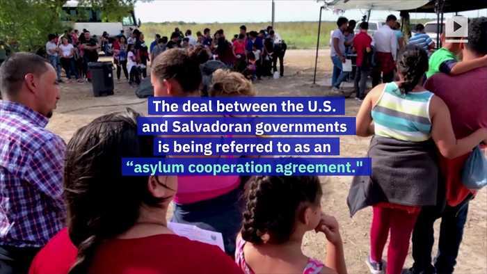 Trump Admin to Send Asylum Seekers to El Salvador