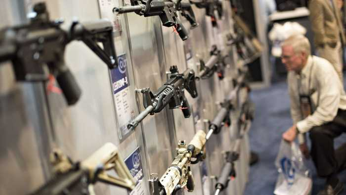 Colt Suspending Production Of AR-15 Rifles For Civilians