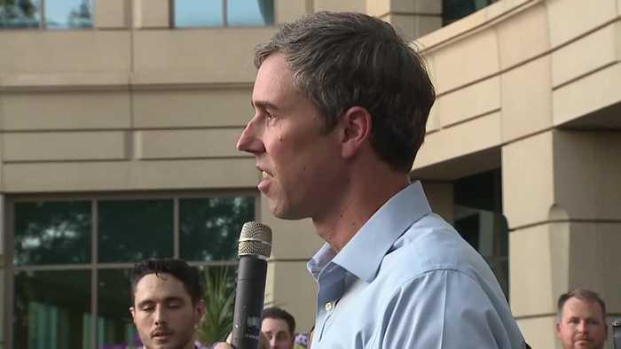 Full town hall: Beto O'Rourke campaigns in Colorado