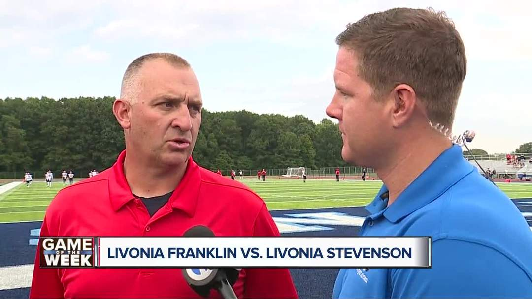 Livonia Franklin eyes 4-0 start in WXYZ Game of the Week