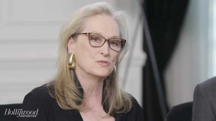 Meryl Streep Talks