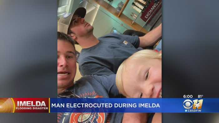 Texas Teen Dies In Imelda Floodwaters During Lightning Storm While Trying To Move Horse