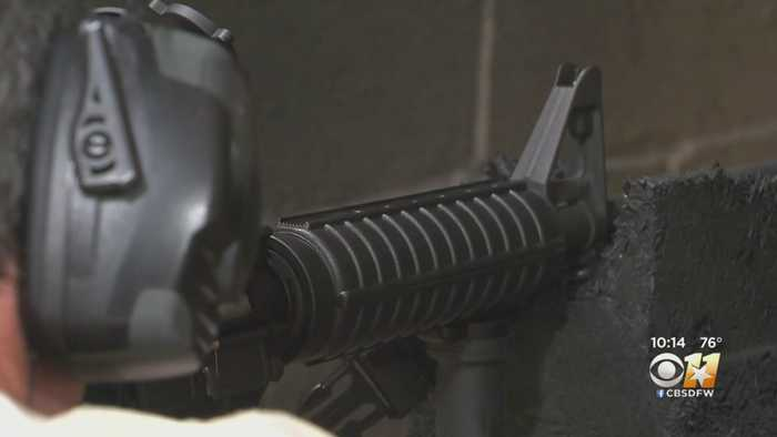 Colt Suspends Production Of AR-15 Rifles For Civilian Market 'Due To Shift In Demand'