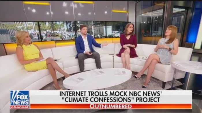 Fox News Panel Says Liberals Are Worshipping Climate Change Instead of God