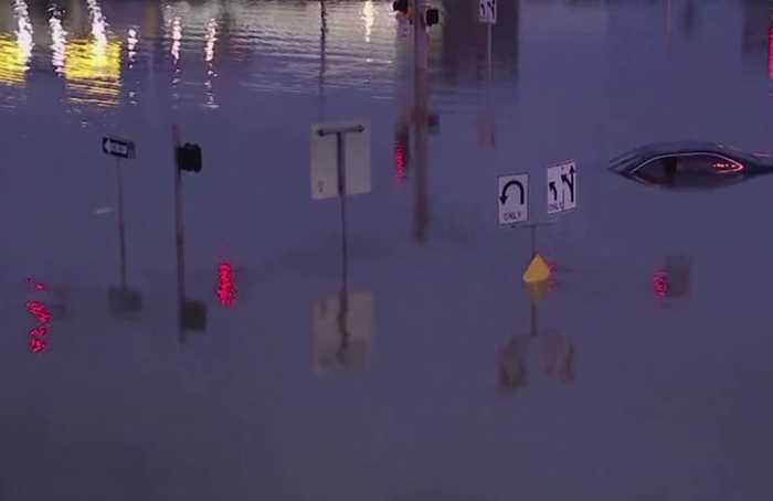 Flooding in Houston turns deadly