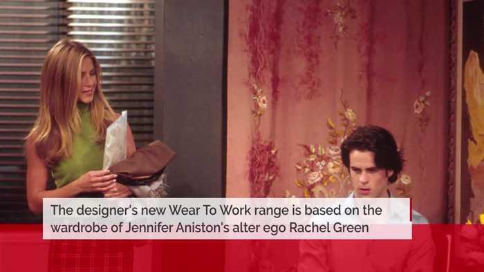 Ralph Lauren launches Friends-inspired workwear